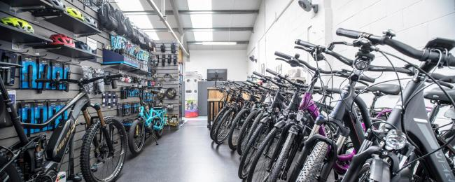 Electric bike shop looks to charge in | Romsey Advertiser