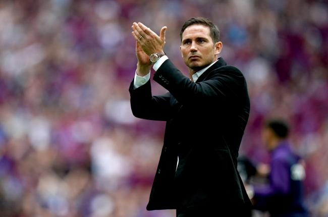 Frank Lampard File Photo