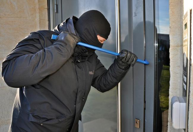 Residents warned to be on their guard and secure buildings after spate of thefts
