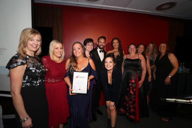J Williams & Co Ltd won the Small Business of the Year title at the 2019 South Coast Business Awards