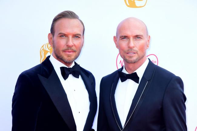 Matt and Luke Goss, whose critically acclaimed documentary captured the duo looking back at the death of their mother, while the band's fame was at its peak
