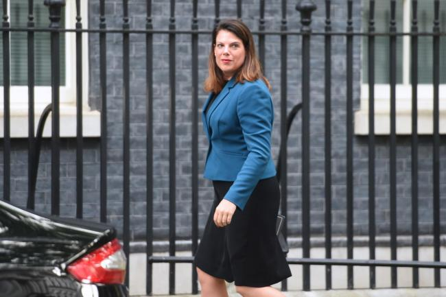 MP for Romsey and Southampton North, Caroline Nokes