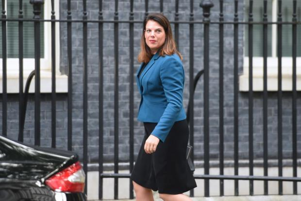 Romsey Advertiser: MP for Romsey and Southampton North, Caroline Nokes
