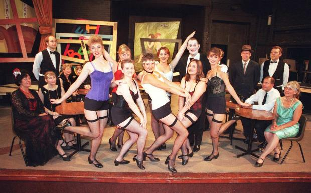 Romsey Advertiser: Romsey RAODS production of Cabaret at the Plaza Theatre