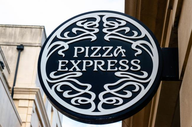 Pizza Express to close 73 branches across the UK and cut 1,100 jobs (Archive photo)