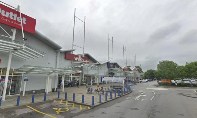 West Quay Retail Park
