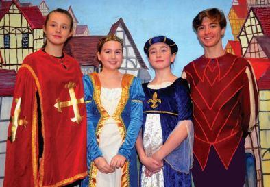 Romsey Advertiser: Camelot the Panto at the Plaza