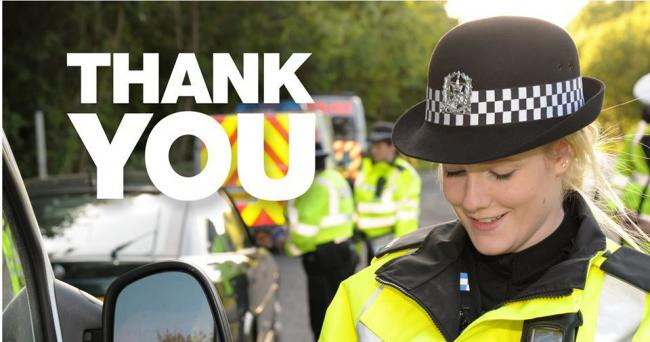 Police have thanked all those who helped with their appeal