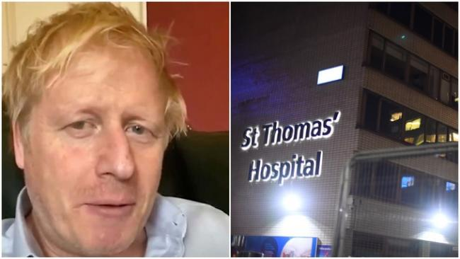 Clap for Boris to be held tonight as prime minister fights coronavirus in ICU