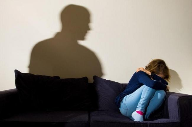 A female victim of domestic violence (Picture: PA)