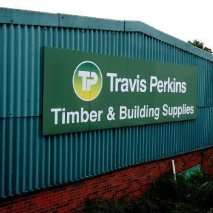 Travis Perkins is to close 165 branches