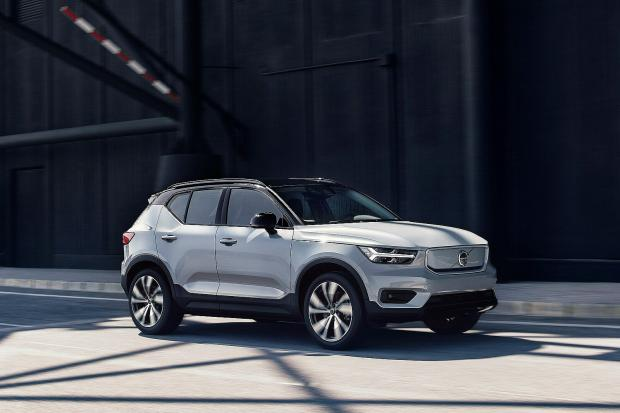 Volvo XC40 Recharge P8 Pure electric