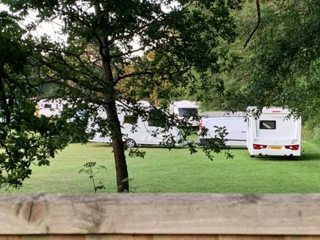 Caravans in Nursling