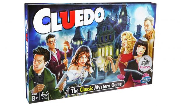 Romsey Advertiser: Cluedo board game. Picture: Hasbro Gaming