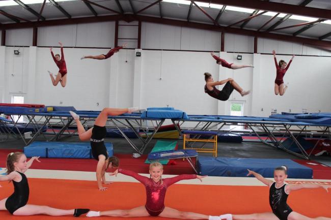 Starlight Trampoline And Gymnastics Club
