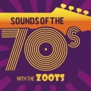 The Zoots Sounds of the 70s show at The Plaza, Romsey