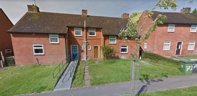 72 Stuart Crescent. Photo: Google
