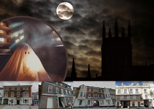 Would you dare sleep here?: Haunted Hampshire hotels to stay in this Halloween