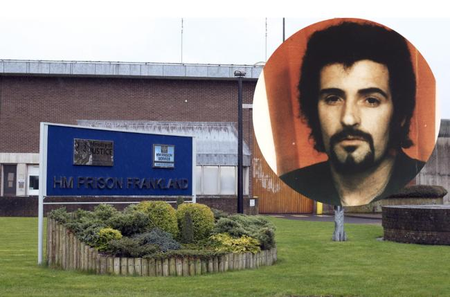 Yorkshire Ripper dies in hospital