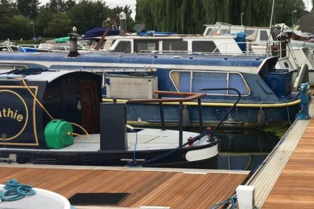 New pontoons are being installed at MDL Marinas sites