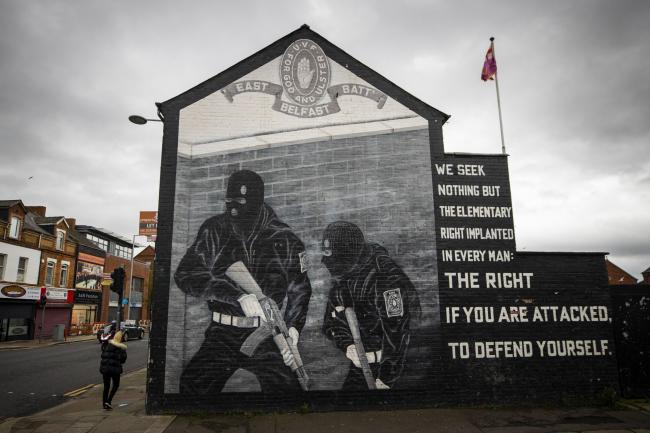 IRC report on Paramilitarism