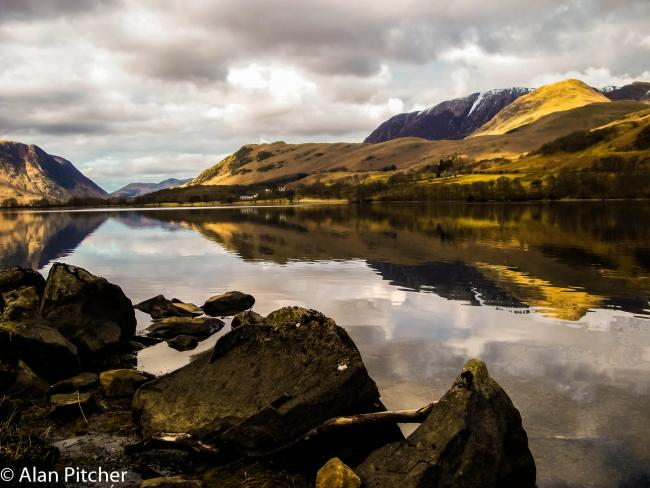 Buttermere Picture: Alan Pitcher