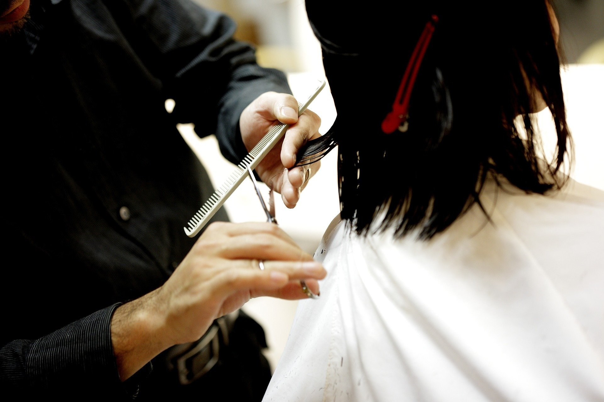 Hairdressers and barbershops are reopening on April 12