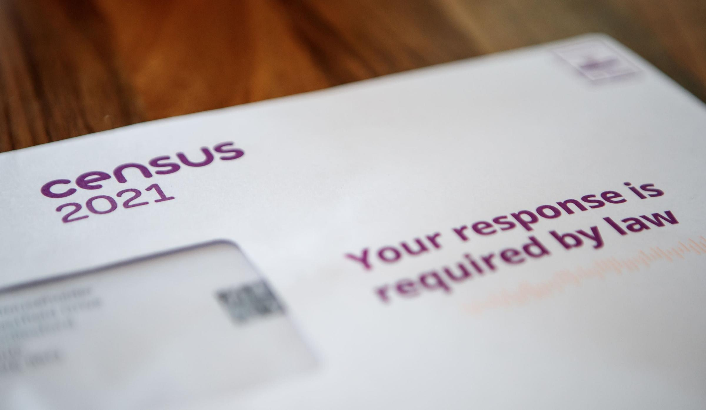 Failure to complete the Census could be met with a fine. Picture: Danny Lawson/PA