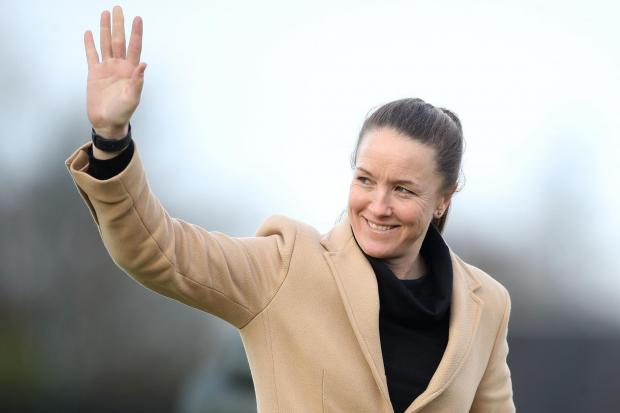 Manchester United head coach Casey Stoney will step down at the end of the season