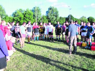 Winchester players report for pre-season training