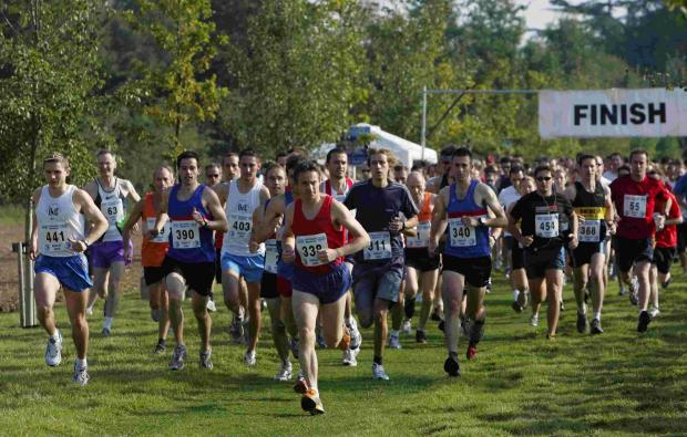 Romsey Advertiser: The Hursley 10k is one of the most popular races with Hampshire runners, and takes in several scenic parts of the Hursley Estate
