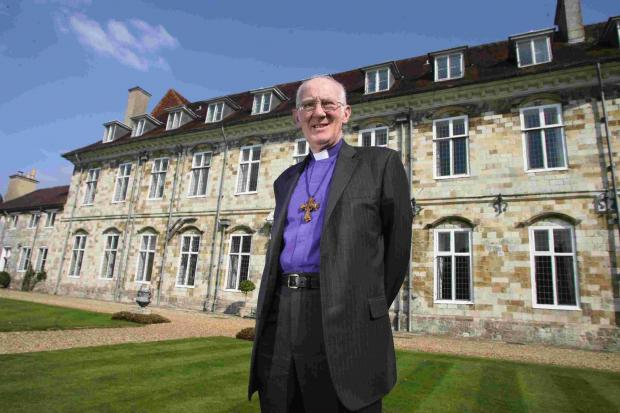 Former Bishop of Winchester suffers stroke