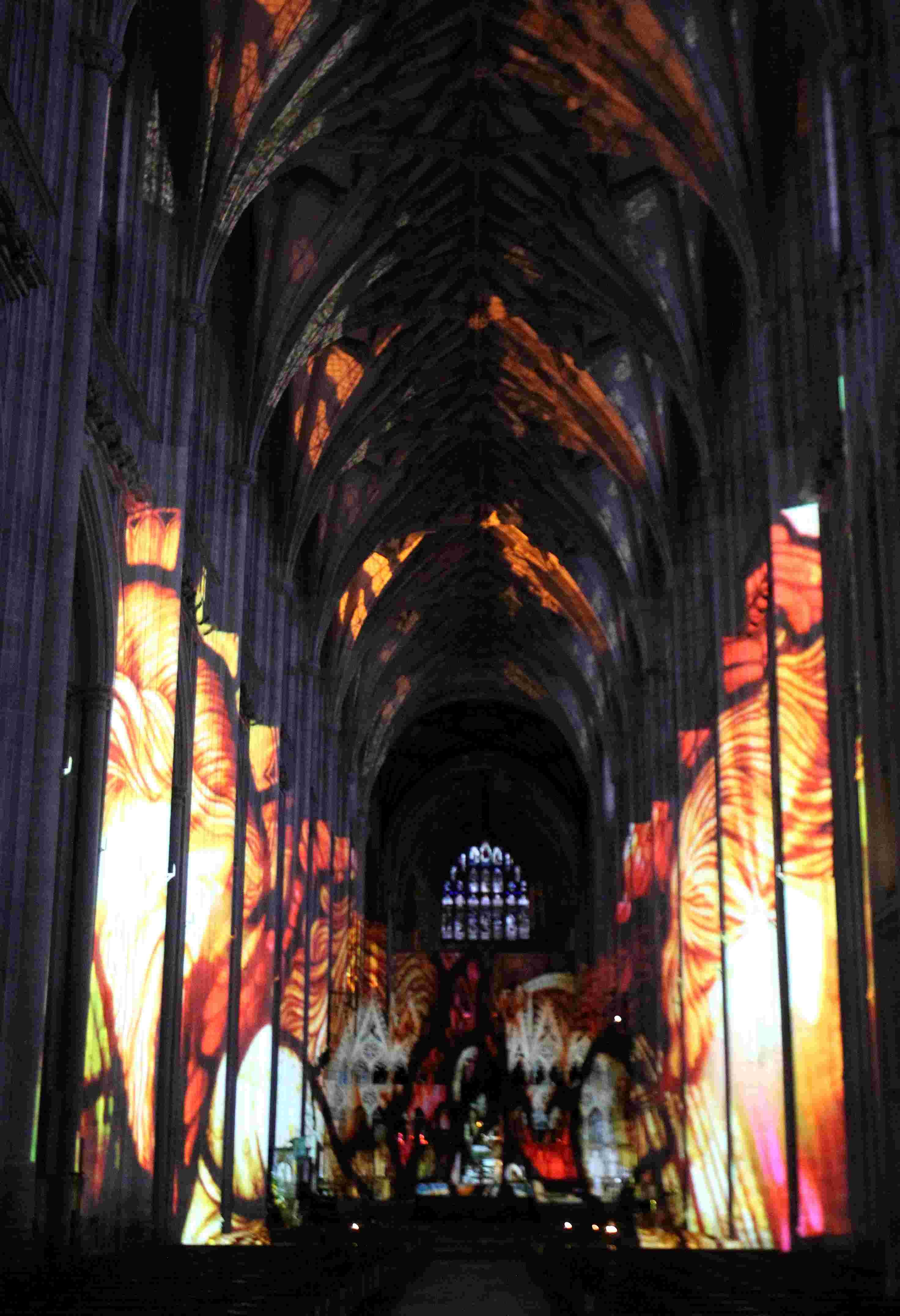 Major Winchester Cathedral show launched