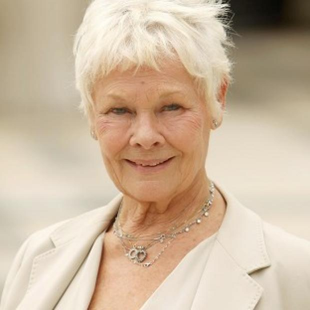 Dame Judi Dench will be visiting Winchester Guildhall on Saturday, June 9