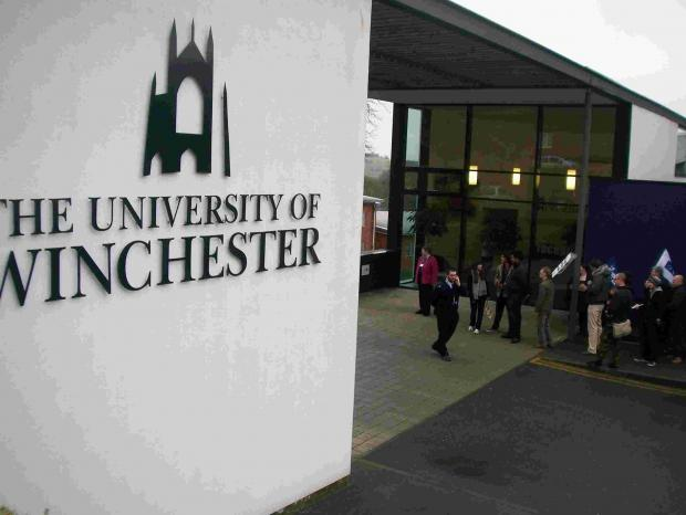 Higher fees not deterring would-be students at Winchester University