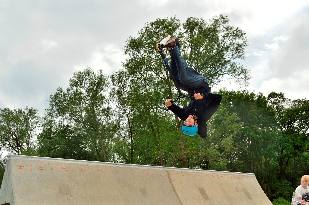 Town forum backs new skate park in Winchester