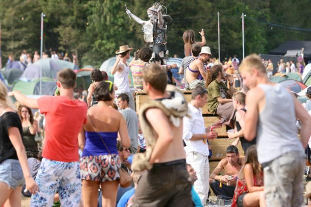 Teenager caught with six different drugs at Boomtown Festival near Winchester