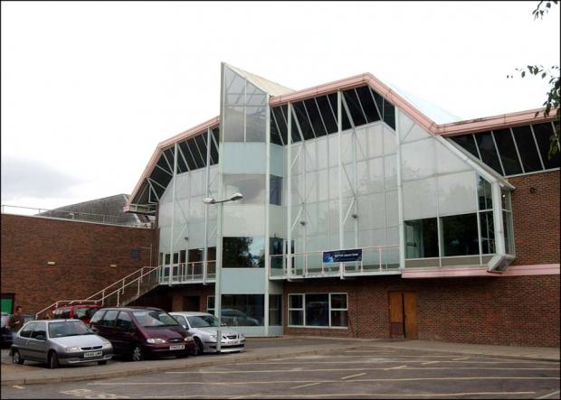 Romsey Advertiser: River Park Leisure Centre