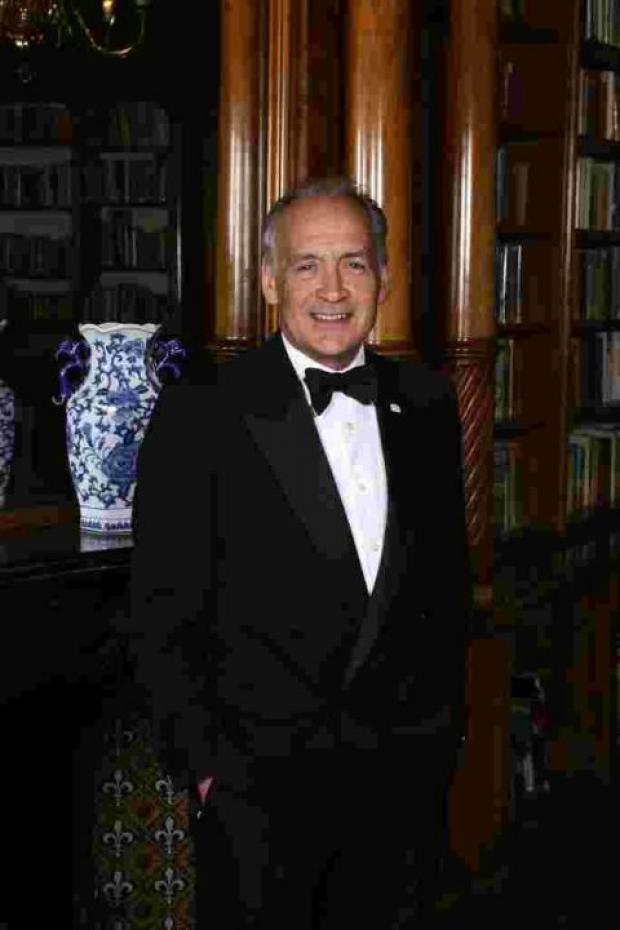 ITV newsreader Alastair Stewart is compere at Friends of the Family's charity quiz next month