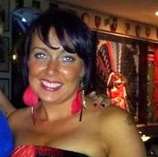 Karina Menzies was killed after a hit-and-run rampage in South Wales on Friday