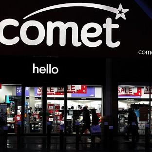 Fears are held for some 6,000 jobs If Comet does go into administration