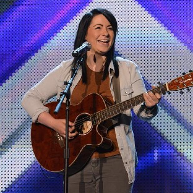 Romsey Advertiser: Lucy Spraggan said she was 'gutted' to quit the X Factor