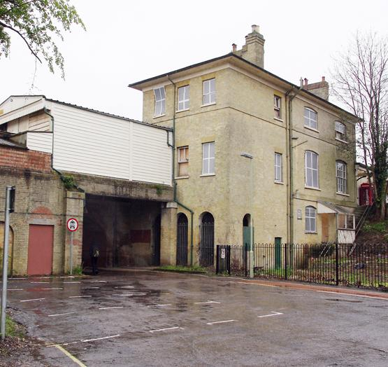 Romsey Advertiser: Renewed hope for station house renovation