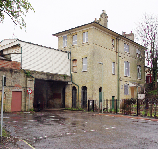 Renewed hope for station house renovation