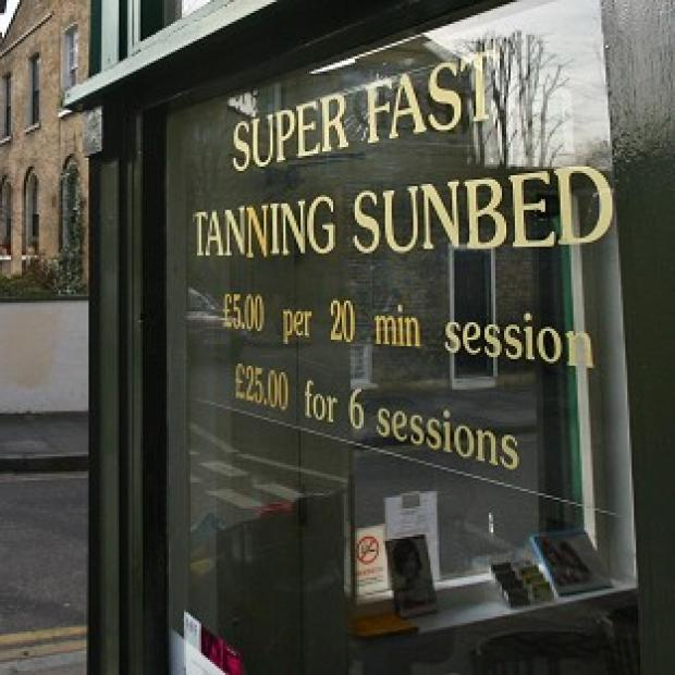 The Sunbed Association said the research is 'two years out of date'