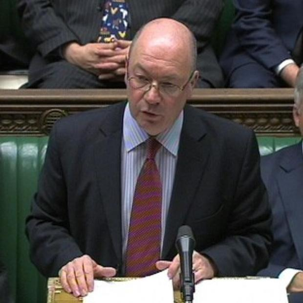 Foreign Office minister Alistair Burt urged all parties in Egypt to 'exercise maximum restraint'