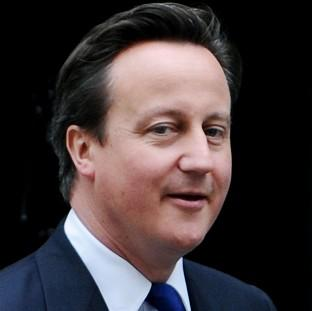 Prime Minister David Cameron says high-speed rail links to the North would 'spread wealth and prosperity'