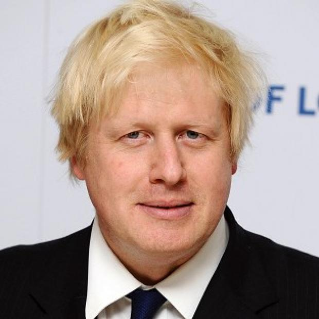 London Mayor Boris Johnson attended a private dinner at Rupert Murdoch's home