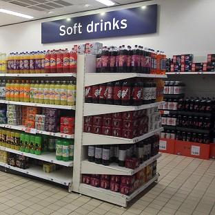 Fizzy drinks are 'the ultimate bad food', a leading medical group said
