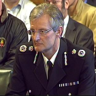 Chief Constable of South Yorkshire Police David Crompton has apologised over an email relati